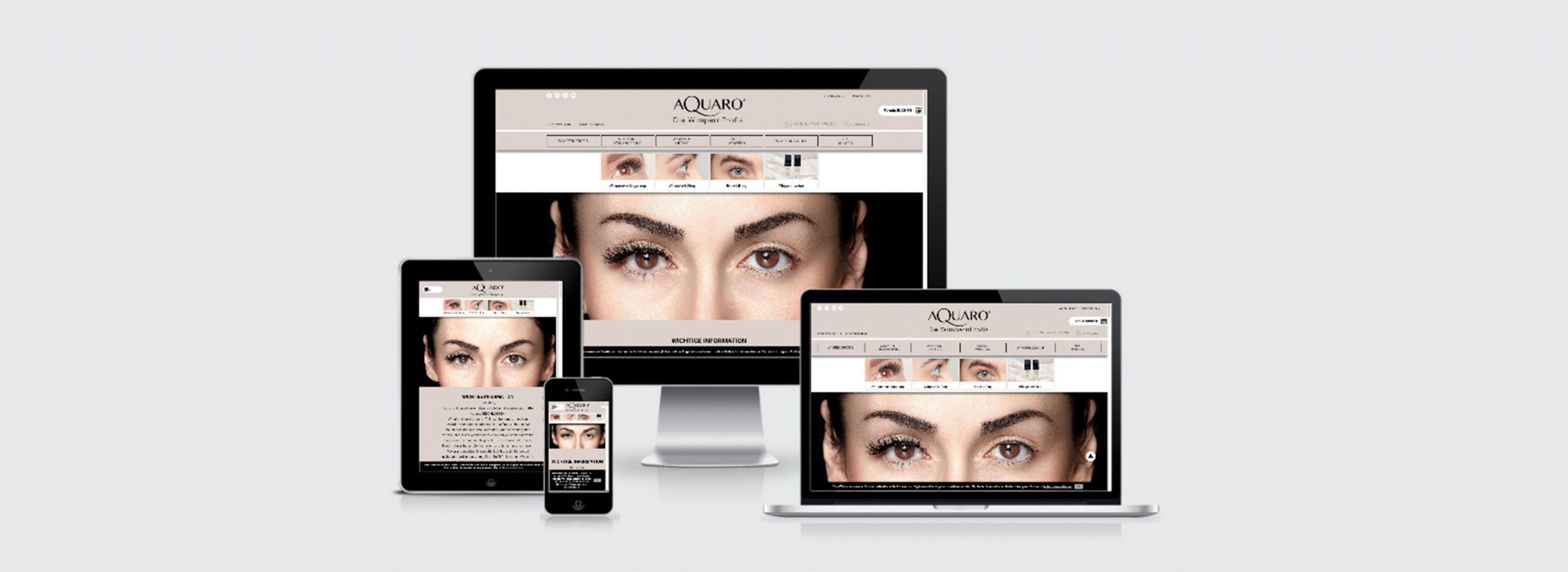 Aquaro-Die_Wimpernprofis_Webdesign2_aquarodesign