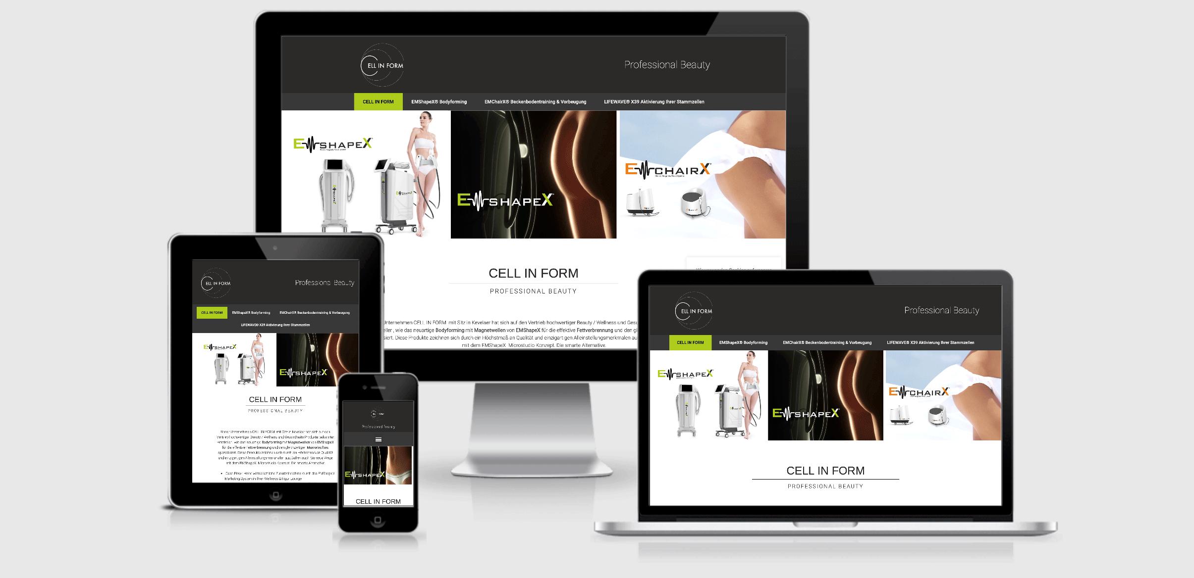 Cellinform-Mockup